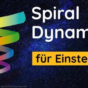 Spiral Dynamics Online-Kurs - Weiterbildung - Training Beratung - Webinar - Workshop