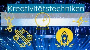 Kreativitätstechniken Training Online-Kurs mit Workshop