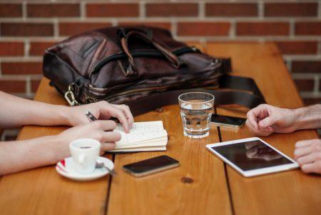 SC Masterclass Coaching Notes Notebook Coffee
