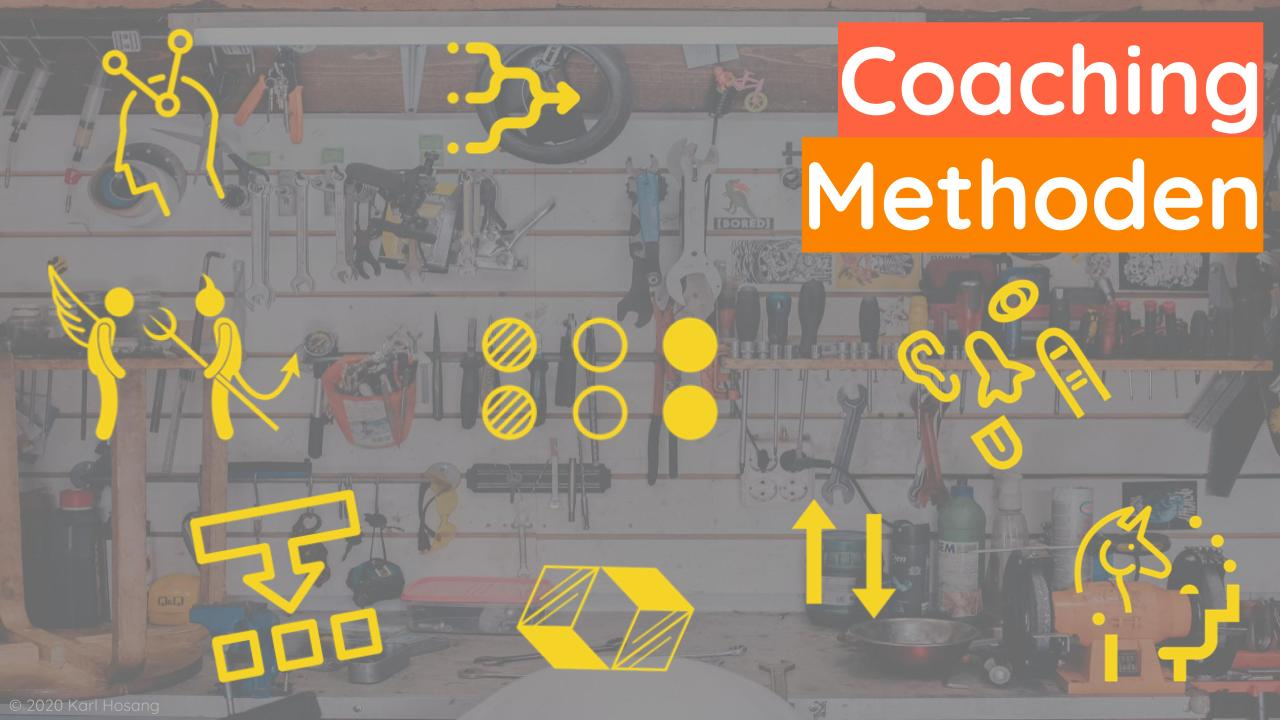 Coaching Methoden - Beratung - Psychologie - Unternehmen