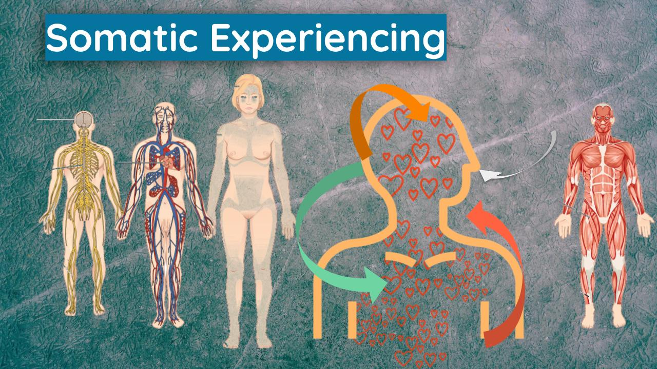 Somatic Experiencing selber machen - Anleitung - Übungen