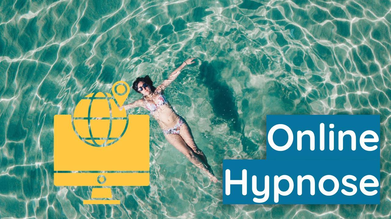 Hypnose Hypnosetherapie Online