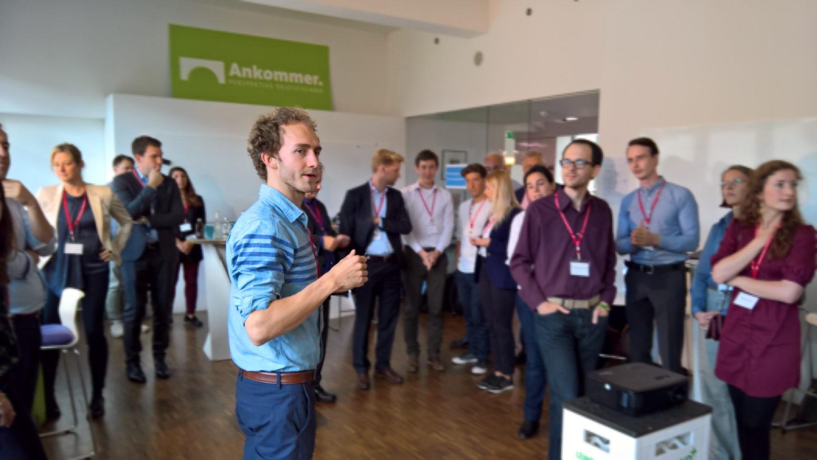 Design Thinking Workshop Entwicklungshilfe Elektromobilität