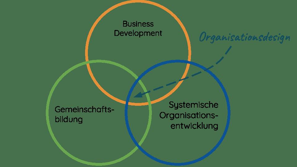 Venn-Diagramme - Yoga Thinking - Organisationsdesign - Systemisches Design Thinking - Design Sprints (2)