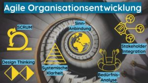 Agile Organisationsentwicklung - Prinzipien - Schulentwicklung mit Design Thinking - Systemische Beratung - Training - Scrum