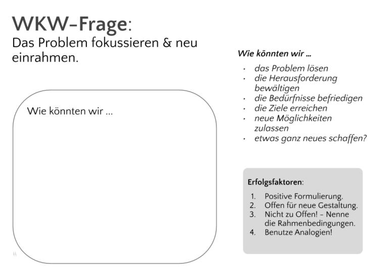 WKW-Frage