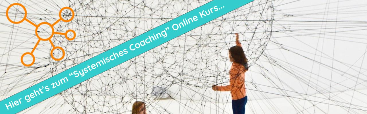 Systemisches Coaching Online Kurs