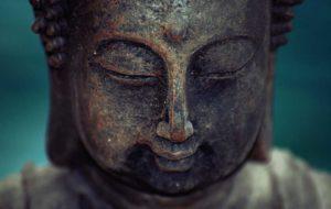 Spiral Dynamics Türkis Buddha
