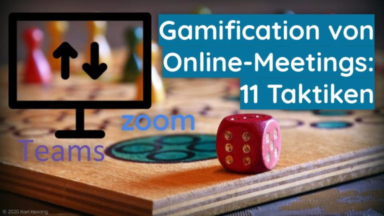 Gamification von Online-Meetings_ 11 Taktiken - Zoom - Konferenz - Moderation