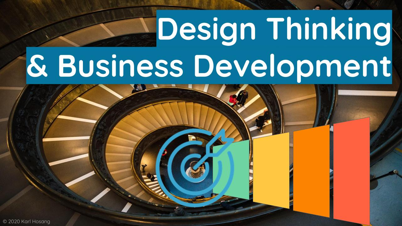 Design Thinking & Business Development