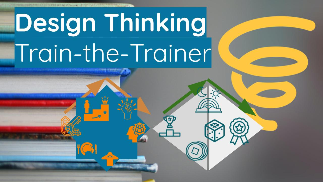 Design Thinking Train-the-Trainer - Coachin - Design Thinking lernen