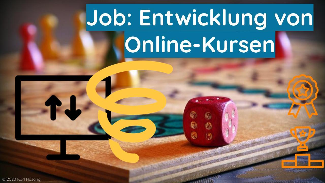 Job_ Entwicklung von Online-Kursen
