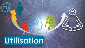 Utilisation - Ressourcen - Coaching - Therapie - Psychologie