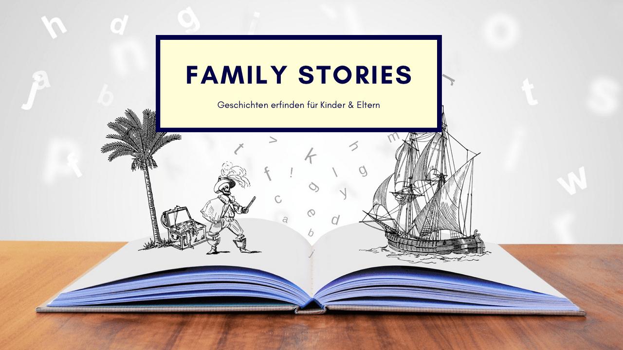 geschichten erfinden mit kindern - storytelling