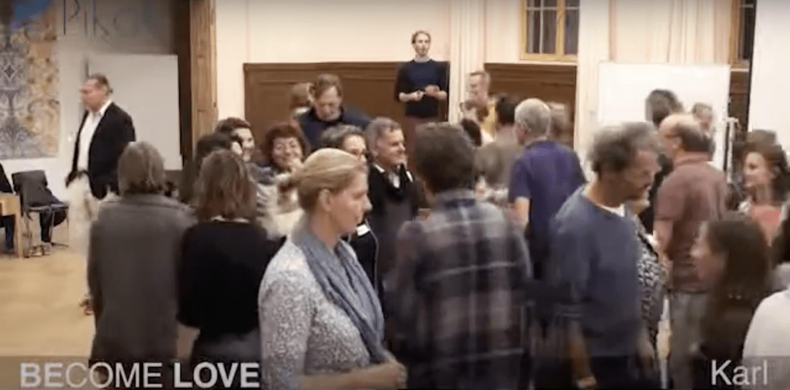 Community Building - Moderation Großgruppe Aufstellung Kreativität