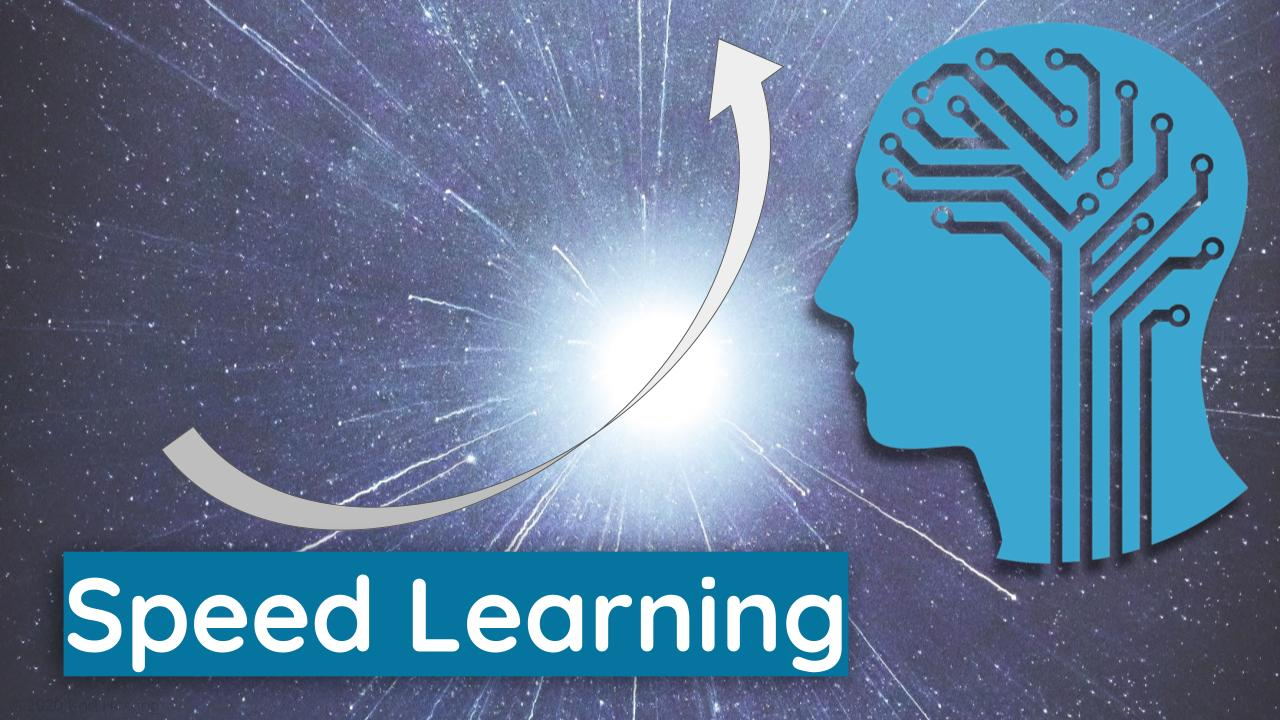 Speed Learning - Weiterbildung